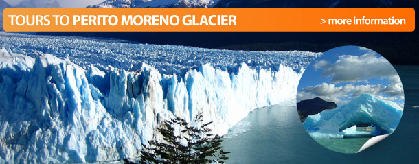 tavel to Perito Moreno