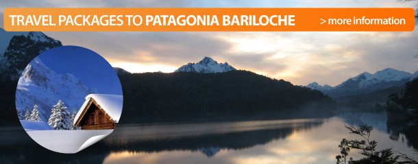 Vacation Packages to Bariloche Argentina