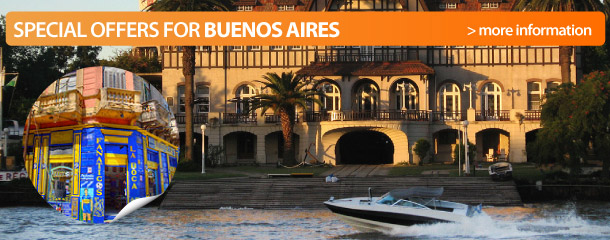 Special offers for Buenos Aires