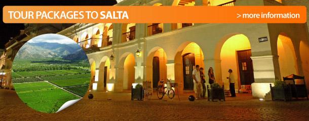 Travel to Salta