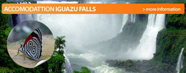 Find Accommodations in Iguazu