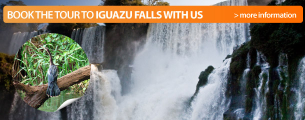 Travel to Iguazu - Make your Reservation Today!