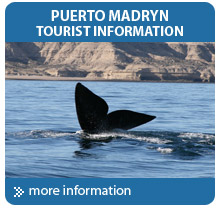 PUERTO MADRYN TOURIST INFORMATION