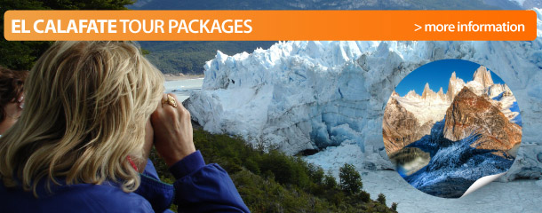 Travel to El Calafate