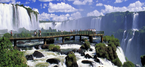 Afternoon Tours To Iguaza Falls Argentina