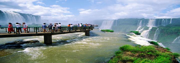 Tours A Las Cataratas De Iguazu En Bus Visitando Lado