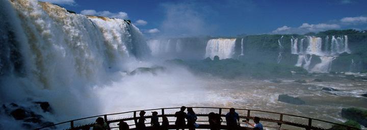 Iguazu Falls Parks San Ignacio Ruins And Wanda Mines Tour