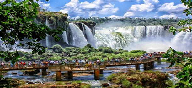 Iguazu Falls Tours National Parks Argentina And Brazil