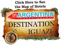Click here for look Iguazu Falls Hotels Map