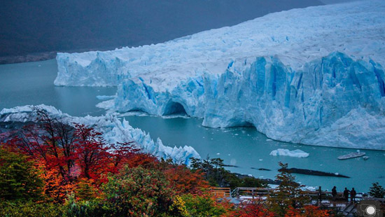Half day tour to Balcones de El Calafate