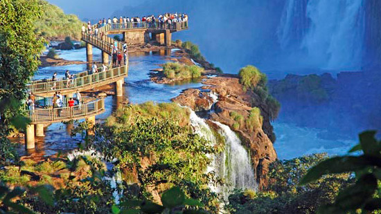 Iguazu Falls Day Tour From Buenos Aires