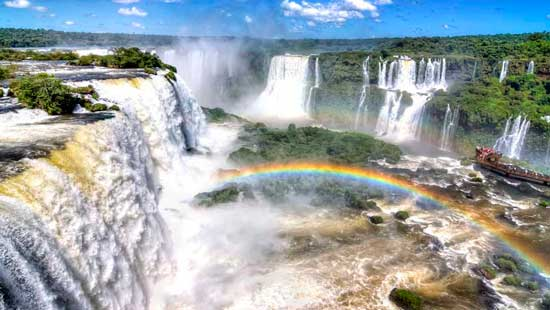 Day Tours To Iguazu Falls From Buenos Aires