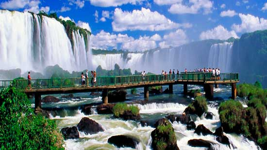Iguazu Fall Tours From Buenos Aires