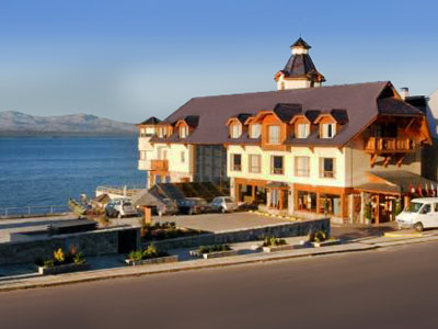 Bariloche - Cacique Inacayal Lake & Spa Hotel