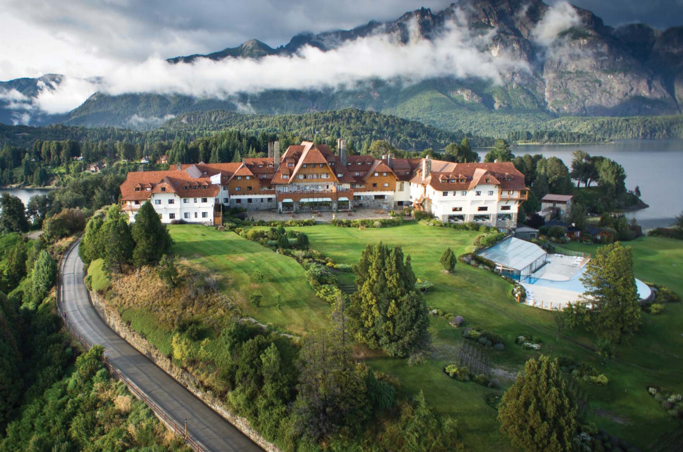 Llao Llao Hotel & Resort, Golf