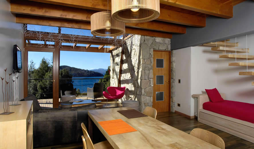 Paquete tur stico con alojamiento en rochester bariloche for Avenida muebles uruguay