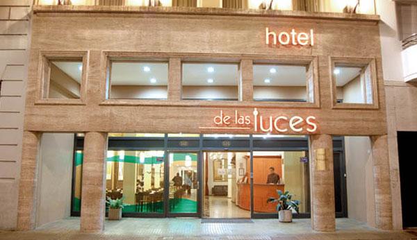 Hotel de las luces alojamiento en buenos aires - Hotel las gaunas en logrono ...