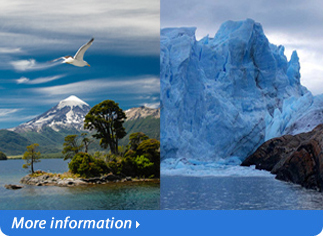 Bariloche and Calafate