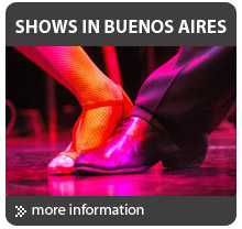 Tango Shows in Buenos Aires