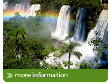 Iguazu falls tour, An impressive event! The biggest falls in the world.