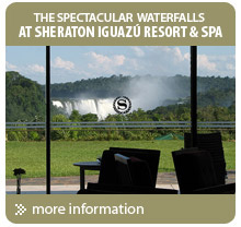 IGUAZU FALLS AT SHERATON IGUAZU RESORT & SPA
