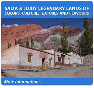 Tours to Salta and Jujuy Province