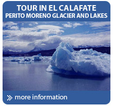 Tourist information of Patagonia Argentina