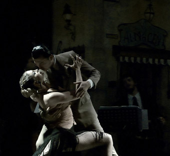 holiday in buenos aires tango show