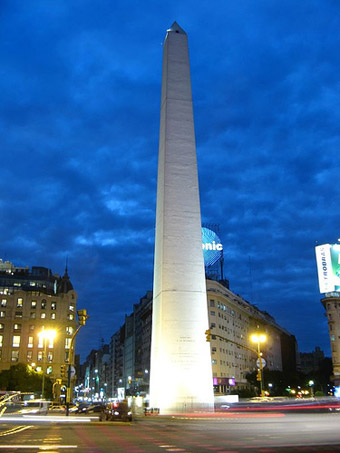 city tour in buenos aires and visit the obelisco