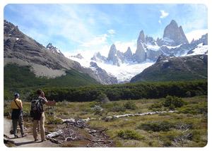 Book an adventure tour El Chatlen, Patagonia!