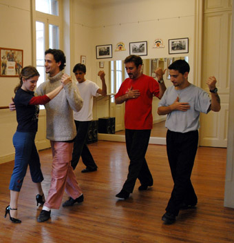 holidays in buenos aires and course tango dance