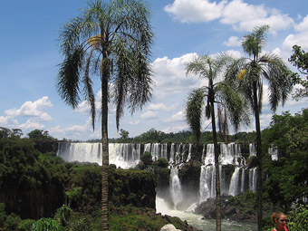 Visit the Argentine National Park at Iguazu