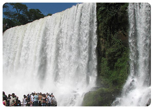 Experience the Amazing Iguazu Falls - Make your Reservation today!