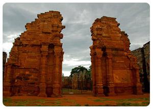 Explore the San Ignacio Ruins!