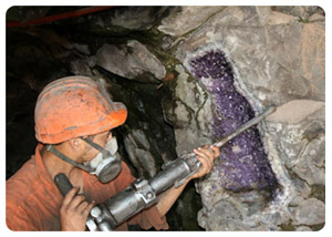 Book your excursion to the wanda mines with us today!