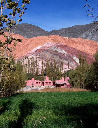 Tours to salta and Jujuy