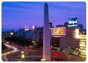 city tour to obelisco