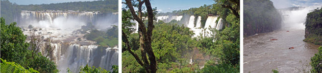 city tour to iguazu falls