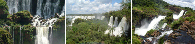luxury travel in iguazu falls