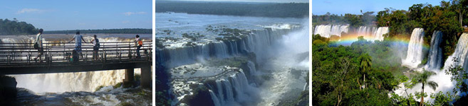 package to iguazu falls