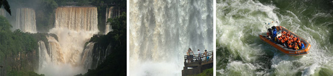 the best of iguazu falls