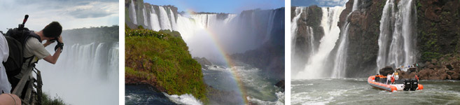 tour to iguazu falls