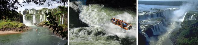 beatiful travel to iguazu falls