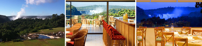 luxury hotels in iguazu falls