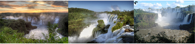the best pictures in iguazu falls