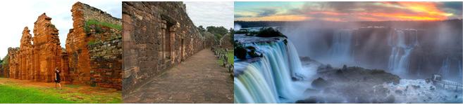 the luxury city tour to iguazu falls