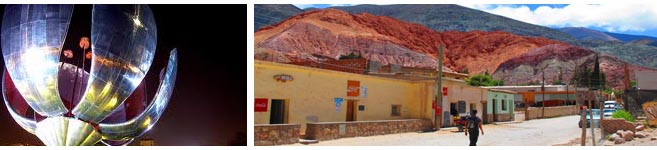 Salte and Jujuy