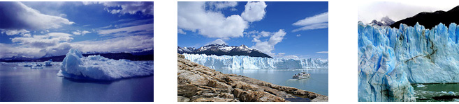 walking on the ice in el calafate and el perito moreno glacier