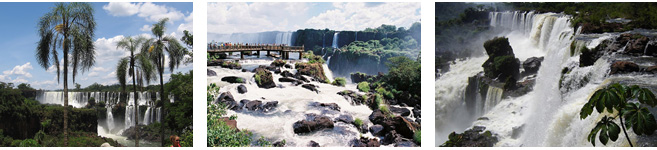 the most beautiful experience in iguazu falls