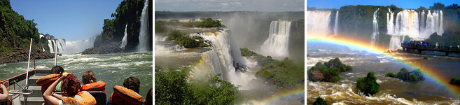 holidays in iguazu falls